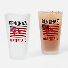 Benghazi Watergate Drinking Glass