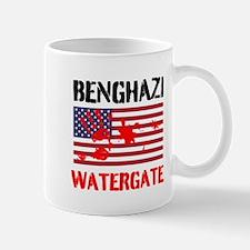 Benghazi Watergate Mugs