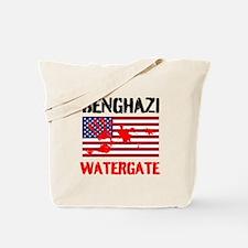Benghazi Watergate Tote Bag