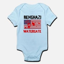 Benghazi Watergate Body Suit