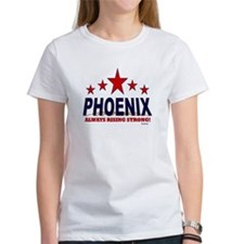 Phoenix Always Rising Strong Tee