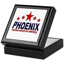 Phoenix U.S.A. Keepsake Box