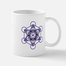 MetatronBlueStar Small Small Mug