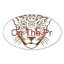 On the Prowl Decal