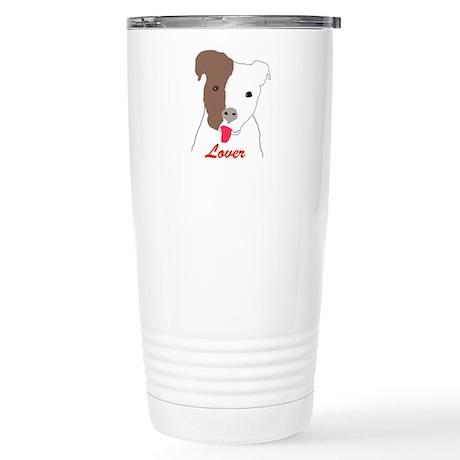 Pit Bull Lover Travel Mug