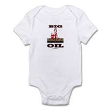Big Oil Infant Bodysuit