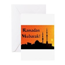 ramadanmubarak Greeting Cards