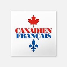 Canadien Francais 5.png Sticker