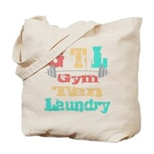 Gym Tan Laundry: Tote Bag