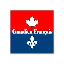Canadien Francais (sq).png Sticker