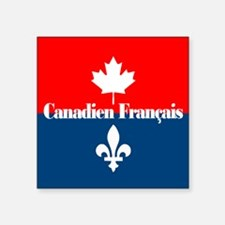 Canadien Francais (sq).png Sticker