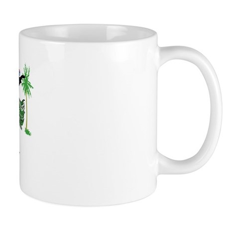Sister of the Island Bride Mug
