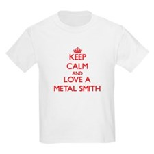 Keep Calm and Love a Metal Smith T-Shirt