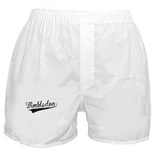 Wimbledon, Retro, Boxer Shorts