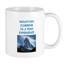 mountain climbing Mugs