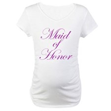 Maid Of Honor Fancy Shirt