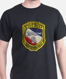 USS FOX T-Shirt