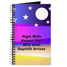 Night Shift Journal