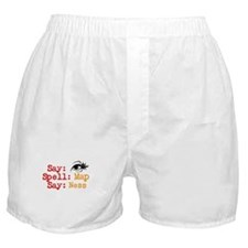 I Am A Penis Boxer Shorts