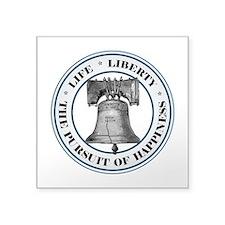 Logo Liberty Bell.png Sticker