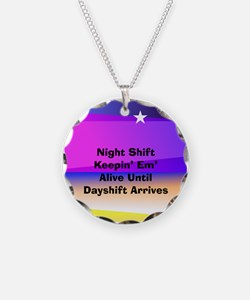 Night Shift Necklace