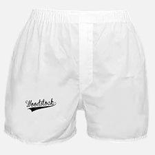 Woodstock, Retro, Boxer Shorts
