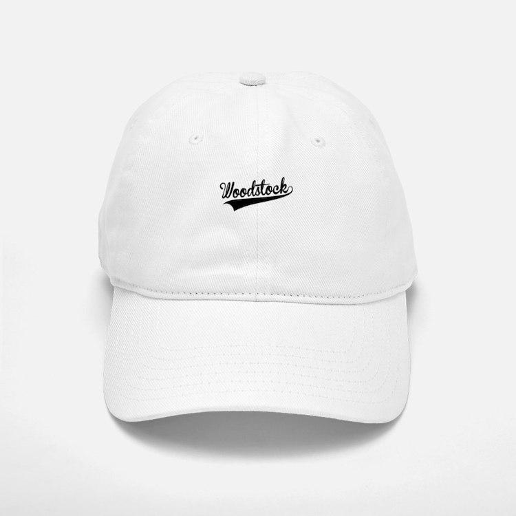 Woodstock, Retro, Baseball Baseball Baseball Cap