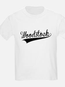 Woodstock, Retro, T-Shirt
