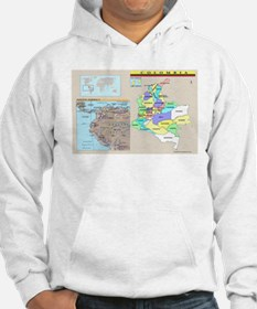 Location Colombia Hoodie