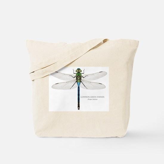 Common Green Darner Tote Bag