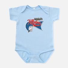 Worlds Allstar Mom Baseball park Flag Body Suit