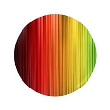 "Rasta Colours 3.5"" Button"