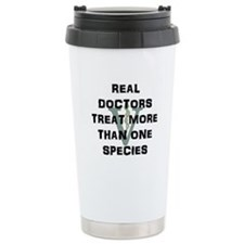 Real Doctors Treat More Than One Species Travel Mu