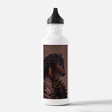 Steampunk Horse Water Bottle