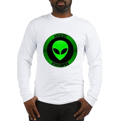 GA - A51 Escapee - Long Sleeve T-Shirt