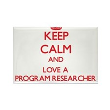 Keep Calm and Love a Program Researcher Magnets