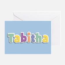 Tabitha Spring14 Greeting Card