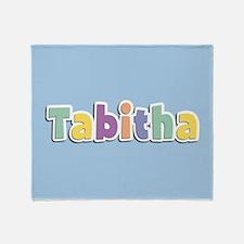 Tabitha Spring14 Throw Blanket