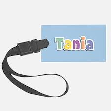 Tania Spring14 Luggage Tag