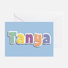 Tanya Spring14 Greeting Card