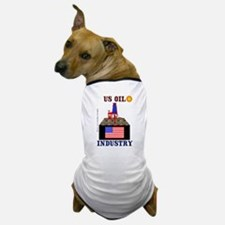 US Oil Dog T-Shirt