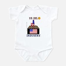 US Oil Infant Bodysuit