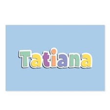 Tatiana Spring14 Postcards (Package of 8)