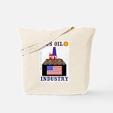 US Oil Tote Bag