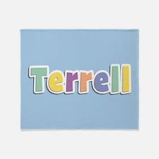 Terrell Spring14 Throw Blanket