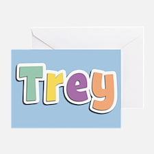 Trey Spring14 Greeting Card