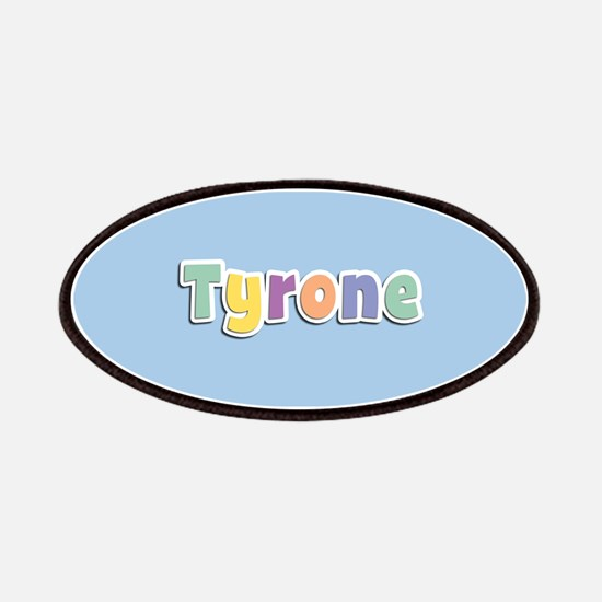Tyrone Spring14 Patches