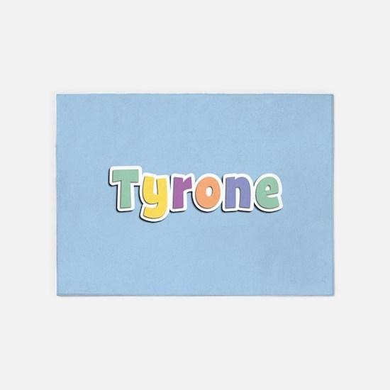 Tyrone Spring14 5'x7'Area Rug