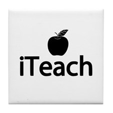 iTeach Fun Design Tile Coaster