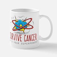 I Survive Cancer Mugs